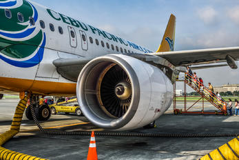 RP-C3238 - Cebu Pacific Air Airbus A320