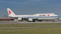 B-2487 - Air China Boeing 747-8 aircraft