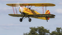 G-AWEF - Private Stampe SV4 aircraft