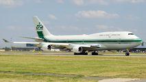 HZ-WBT7 - Kingdom Holding Boeing 747-400 aircraft