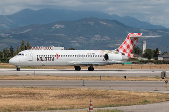 EI-FBM - Volotea Airlines Boeing 717