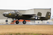 N41123 - Private North American B-25J Mitchell aircraft