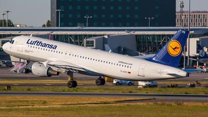 D-AIPS - Lufthansa Airbus A320