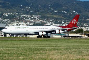 TF-EAB - Air Madagascar Airbus A340-300