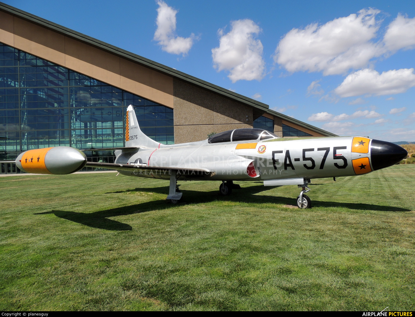 USA - Air Force 51-13575 aircraft at McMinnville - Evergreen Aviation & Space Museum