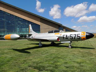 51-13575 - USA - Air Force Lockheed F-94C Starfire