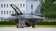 4081 - Poland - Air Force Lockheed Martin F-16D Jastrząb aircraft
