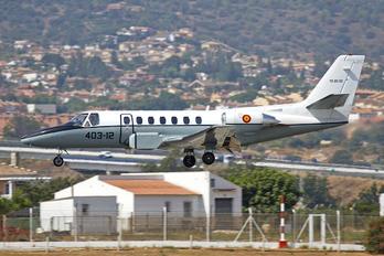 TR.20-02 - Spain - Air Force Cessna 560 Citation V