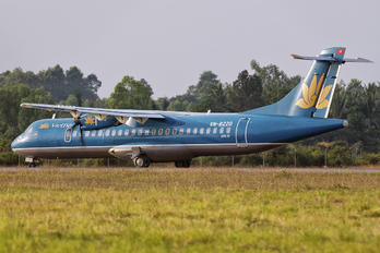 VN-B220 - Vietnam Airlines ATR 72 (all models)