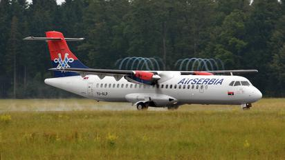 YU-ALP - Air Serbia ATR 72 (all models)