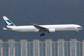 B-HNG - Cathay Pacific Boeing 777-300
