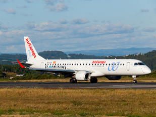 EC-LCQ - Air Europa Embraer ERJ-195 (190-200)