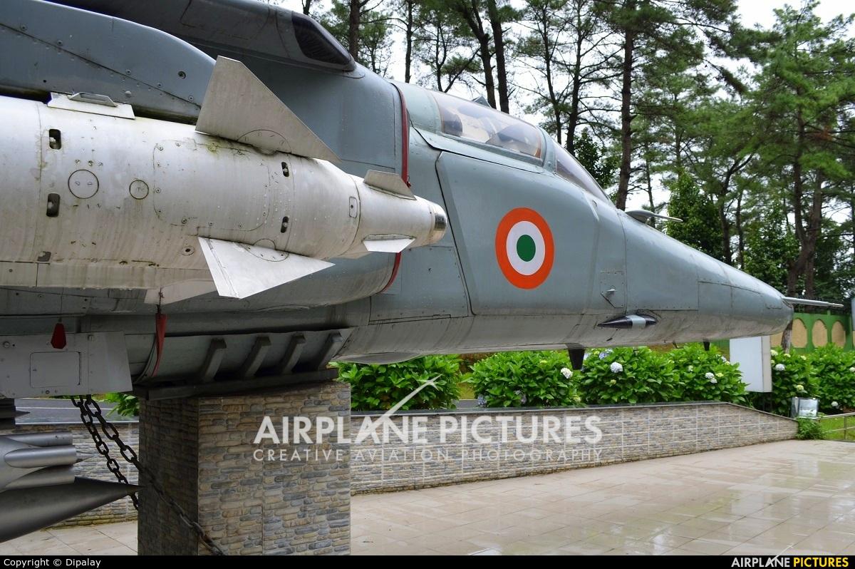 India - Air Force TS598 aircraft at Off Airport - India