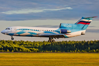 RA-42365 - Grozny Avia Yakovlev Yak-42