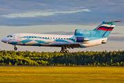 RA-42365 - Grozny Avia Yakovlev Yak-42 aircraft