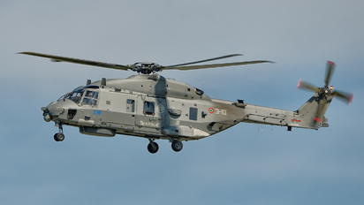 M.M.81586 - Italy - Navy NH Industries NH90 NFH