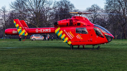 G-EHMS - London Helicopter Emergency Medical Services MD Helicopters MD-902 Explorer
