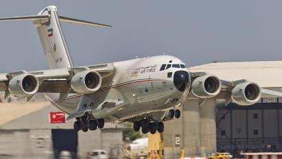 KAF342 - Kuwait - Air Force Boeing C-17A Globemaster III