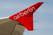 D-ABNF - Air Berlin Airbus A320 aircraft