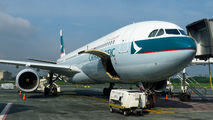 B-LBH - Cathay Pacific Airbus A330-300 aircraft