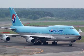 HL7473 - Korean Air Boeing 747-400