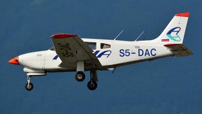 S5-DAC - Adria Airways Piper PA-28R Arrow /  RT Turbo Arrow