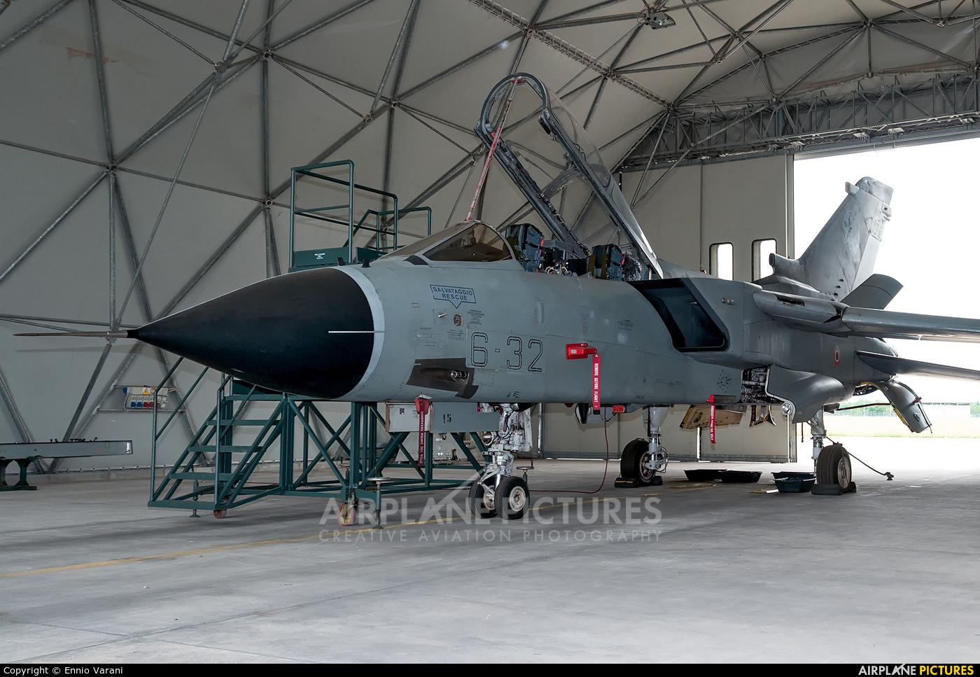 Italy - Air Force MM7015 aircraft at Ghedi