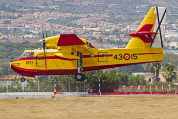 UD.13-15 - Spain - Air Force Canadair CL-215T
