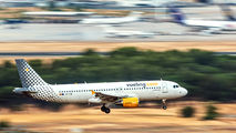 EC-KJD - Vueling Airlines Airbus A320 aircraft