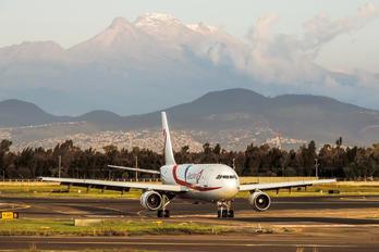 XA-FPP - Aero Union Airbus A300