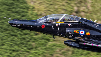 ZK017 - Royal Air Force British Aerospace Hawk T.2