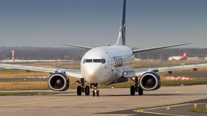 YR-BGI - Tarom Boeing 737-700