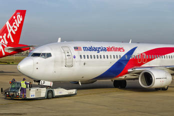 9M-MLP - Malaysia Airlines Boeing 737-800