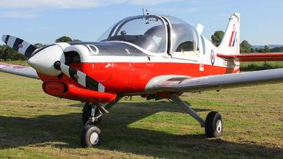G-TDOG - Private Scottish Aviation Bulldog