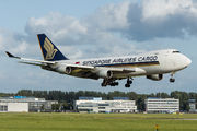 9V-SFM - Singapore Airlines Cargo Boeing 747-400F, ERF aircraft