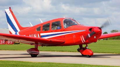 G-NINA - Private Piper PA-28 Warrior