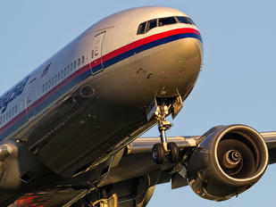 9M-MRH - Malaysia Airlines Boeing 777-200ER