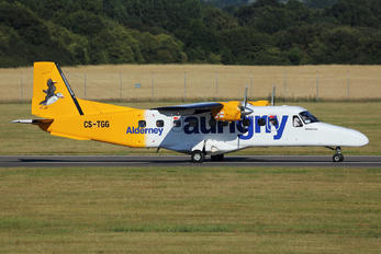 CS-TGG - Aurigny Air Services Dornier Do.228