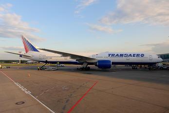 EI-UNL - Transaero Airlines Boeing 777-300