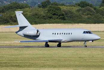 M-PDCS - Private Dassault Falcon 2000 DX, EX