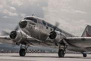 N12BA - Yesterday Wings Douglas DC-3 aircraft