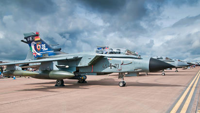 45+71 - Germany - Air Force Panavia Tornado - ECR