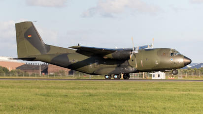 50+40 - Germany - Air Force Transall C-160D