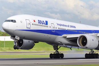 JA714A - ANA - All Nippon Airways Boeing 777-200