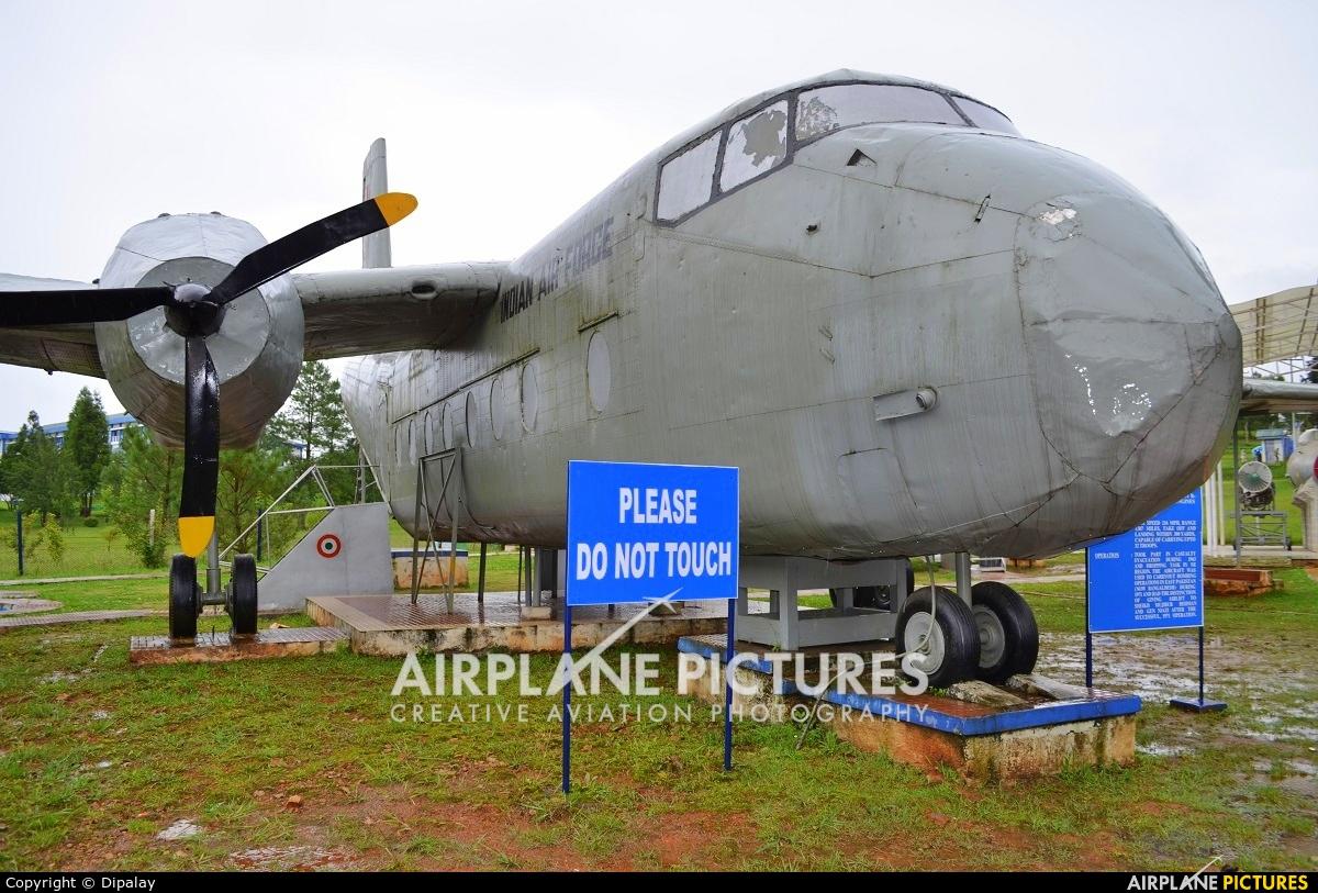 India - Air Force BM769 aircraft at Off Airport - India