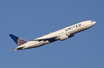 N69020 - United Airlines Boeing 777-200ER