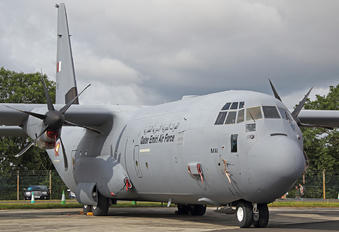 A7-MAI - Qatar Amiri - Air Force Lockheed C-130E Hercules