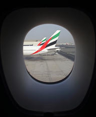 A6-EBS - Emirates Airlines Boeing 777-300ER