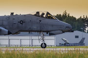 81-0992 - USA - Air Force Fairchild A-10 Thunderbolt II (all models) aircraft