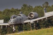 81-0966 - USA - Air Force Fairchild A-10 Thunderbolt II (all models) aircraft
